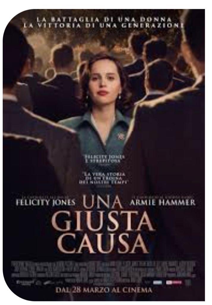 Locandina del film con la protagonista Felicity Gones